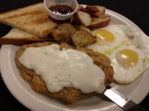 Hey Hey It S Texas Chicken Fried Steak Day