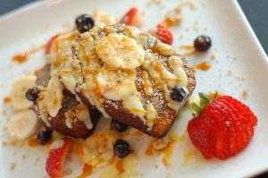 Banana French Toast