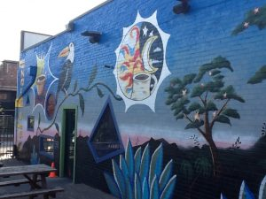 Deep Ellum Mural 4